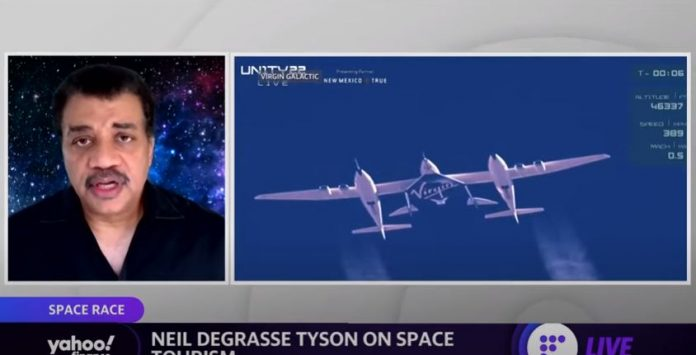 Space should be for everyone': Neil deGrasse Tyson