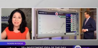 Square is Yahoo Finance Plus' investment idea of the day