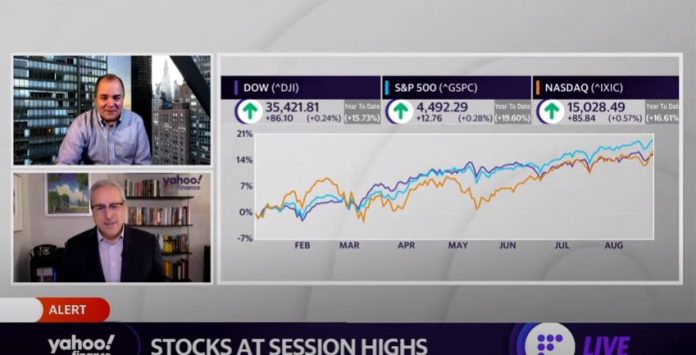 Strategist's favorite sectors: Information tech, consumer discretionary, industrials and financials