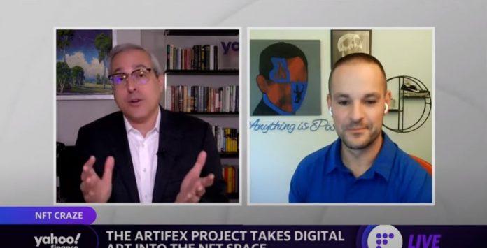 مشروع Artifex يأخذ الفن الرقمي إلى فضاء NFT