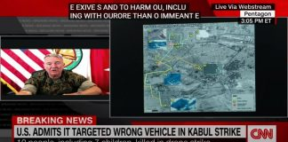 'A mistake': US admits it killed 10 civilians in Kabul drone strike