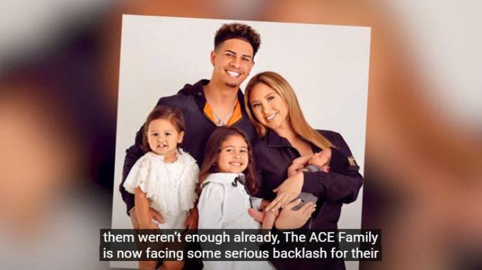 ACE Family Uploads Accidental UNEDITED Vlog & Sparks Fan Backlash!