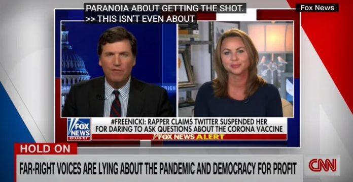 Acosta calls out Fox News for promoting vaccine lies while 90% of company is vaccinated