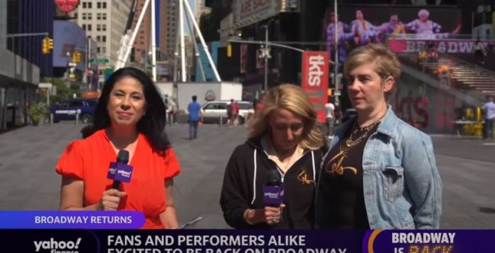 Broadway Producers are betting on pent-up-demand as shows reopen and fans flock to the theater
