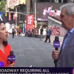 Broadway reopens, taking precautions with new protocols amid the coronavirus pandemic