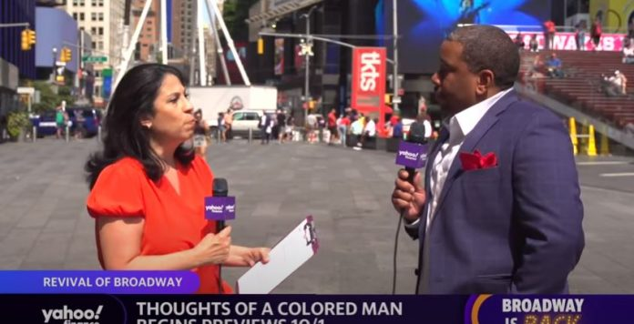Broadway's 'Thoughts of a Colored Man' Producer on the push for diversity on Broadway