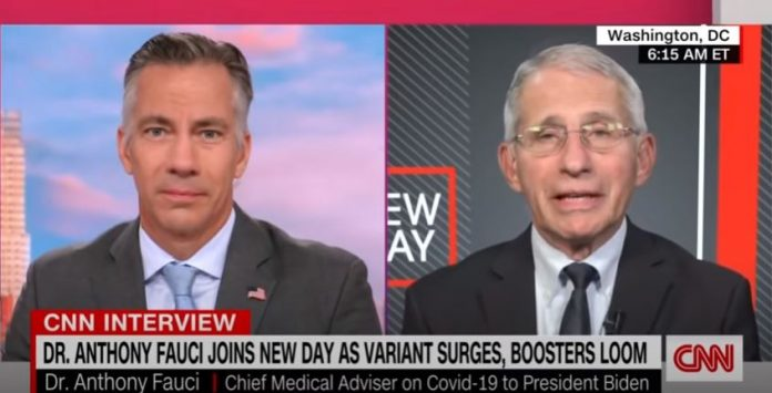 'Completely incorrect': Dr. Fauci pushes back on DeSantis' vaccine claim