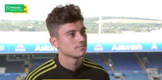 EXCLUSIVE! Dan James speaks after being confirmed as a Leeds United player!