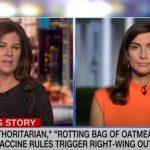Erin Burnett calls out GOP hypocrisy on vaccines