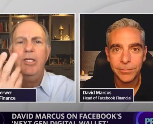 Facebook's next generation digital wallet 'Novi' explained by head of FB financial David Marcus