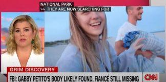 Gabby Petito's body likely found, says FBI