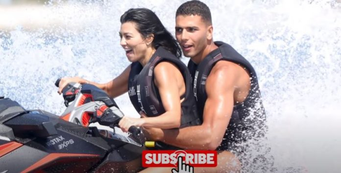 Kourtney Kardashian's Exes REACT to Her Italy PDA w/ Travis Barker