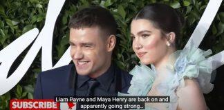 Liam Payne & Maya Henry's FIRST Red-Carpet Appearance Since Rekindling Romance!