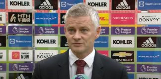 """""""It was offside!"""" 