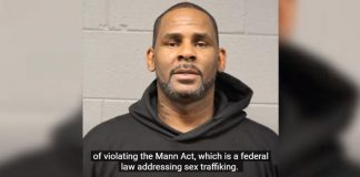 R. Kelly Found Guilty In All Counts Of Sex-Trafficking Trial