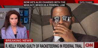 R. Kelly is found guilty in sexual misconduct trial