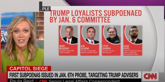 Reporter: Bannon's admission creates a huge problem for Trump loyalists
