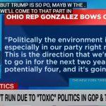Republican cites 'toxic'' GOP as main reason he will not run in 2022