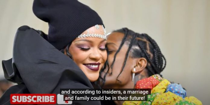 "Rihanna ""Still Has Dreams of Marriage and Family"" Amid Romance With A$AP Rocky"