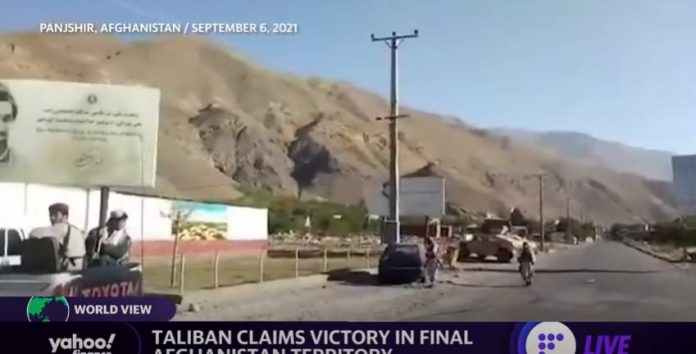 Taliban claims victory in last Afghanistan territory; Trial begins for 9/11 suspects at Guantanamo