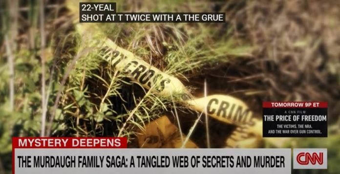 The Murdaugh family saga a tangled web of secrets and murder