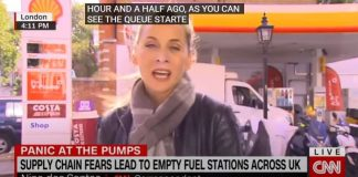 UK fuel stations are experiencing shortages. Here's why