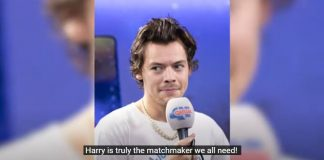 WATCH Harry Styles Help A Fan Propose During His Show!
