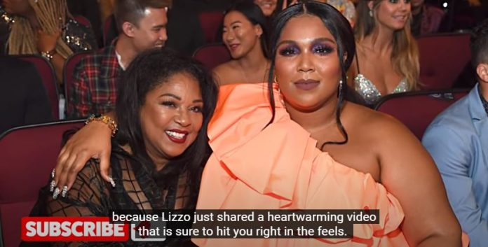 WATCH Lizzo Gift Her Mom A New Wardrobe In TEARFUL Video
