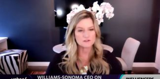 Williams Sonoma CEO: The coronavirus pandemic caused a 'huge disruption' with shift to e-commerce: