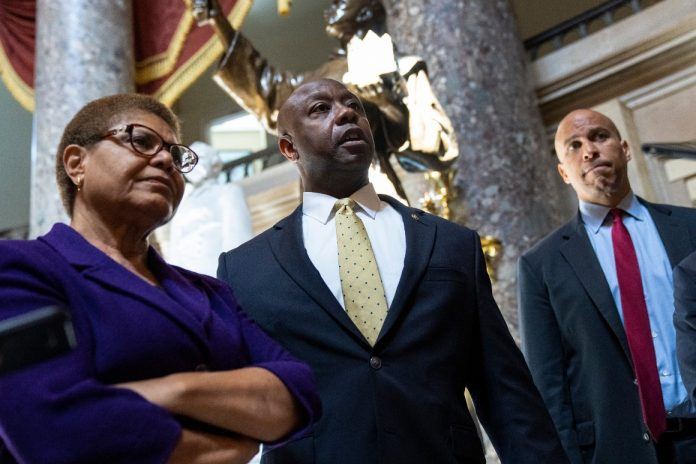 bipartisan police overhaul