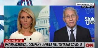 Fauci: 700,000 Covid-19 deaths is 'staggering' and 'painful'