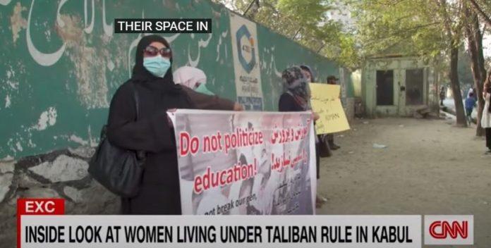 Inside look at women living under Taliban rule in Kabul