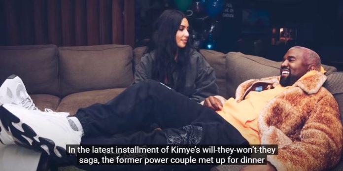 Kim Kardashian & Kanye West Enjoy DATE Night & Are Working on Relationship!