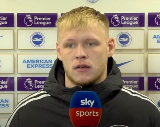 """""""The performance needs to be better!""""   Ramsdale's honest take on Arsenal's 0-0 draw with Brighton"""