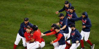 Red Sox V Astros
