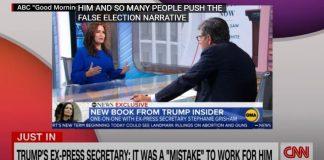 Stephanie Grisham: It was a mistake to work for President Trump