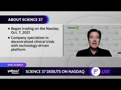 Science 37 makes Nasdaq debut
