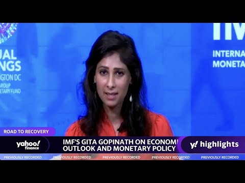 IMF's Gita Gopinath on economic outlook; William Shatner to launch into space on Blue Origin flight