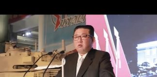 Kim Jong-Un vows to build an 'invincible military; Cyclone kills 9 in the Philippines