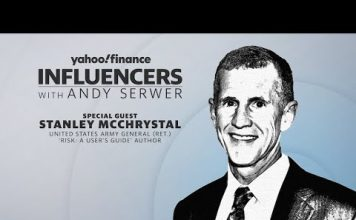 Retired US Army General McChrystal on risk, why Afghanistan was a 'failure,' and vaccine mandates