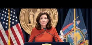 LIVE,Governor,Hochul,D-NY,holds,briefing,coronavirus