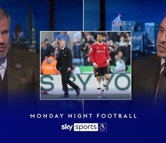 Gary Neville & Jamie Carragher discuss what needs to change at Man Utd   MNF