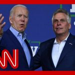 What could Biden's low poll numbers mean for Virginia's race