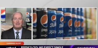 Pepsico's CFO on strong Q3 earnings, Facebook whistleblower testifies; Microsoft launches Windows 11