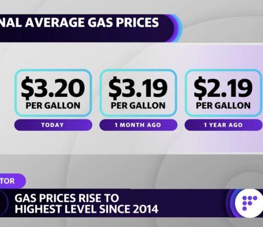 Gas pump sticker shock: US gas prices still have some way to go: Economist