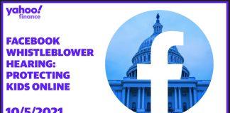 LIVE: Facebook whistleblower hearing: Protecting Kids Online