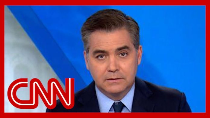 'It's evil': Jim Acosta reacts to Trump's remark during interview