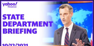 State,Department,spokesperson,Ned Price,holds,press,briefing