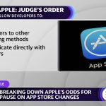 Apple moves to stop court-ordered App Store changes in Epic Games feud