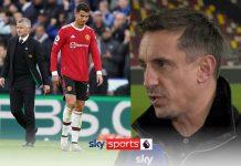 """The performances are nowhere near good enough!"" | Neville blasts Man Utd's recent performances"